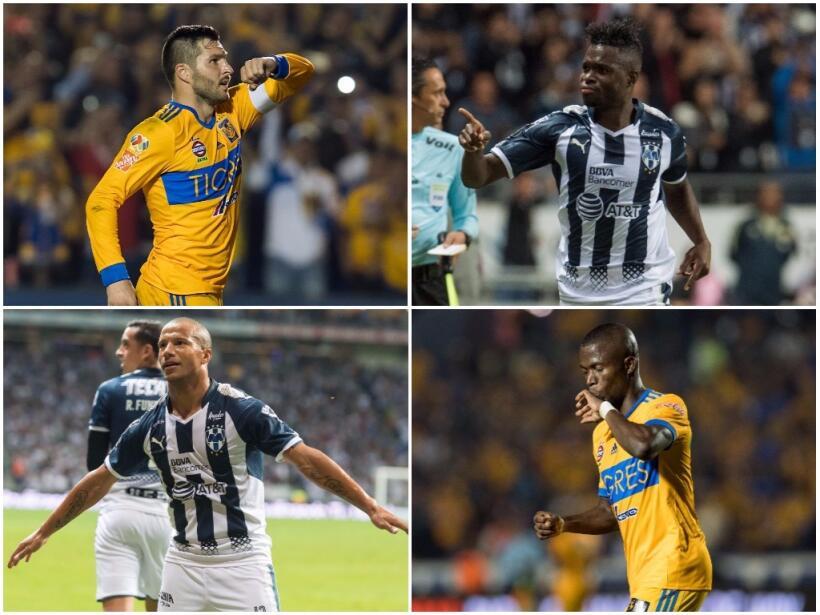 Frente a frente: los históricos de Tigres vs. los de Monterrey untitled-...