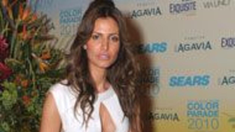 Elsa Benitez se ha convertido en una de las 'top models' latinas más fam...