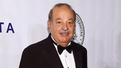 El magnate mexicano Carlos Slim se convierte en el mayor accionista del...