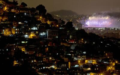 La desigualdad de Brasil fue visible durante los Juegos Olímpicos...