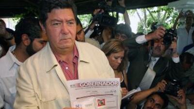 El ex alcalde de Tijuana, Jorge Hank Rhon es investigado por su posible...