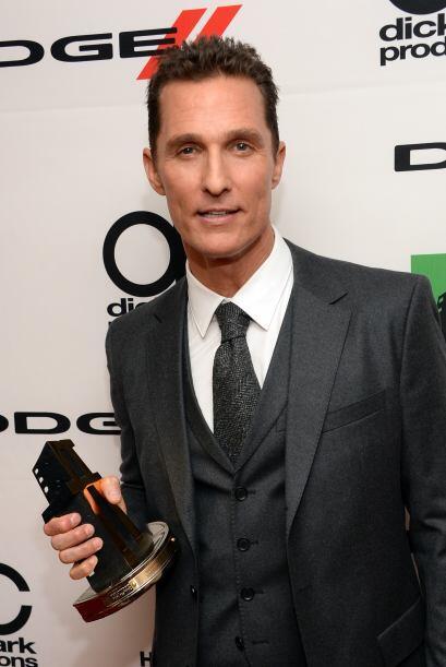 """Matthew McConaughey ganó por """"Dallas Buyers Club"""".Mira aquí los videos m..."""