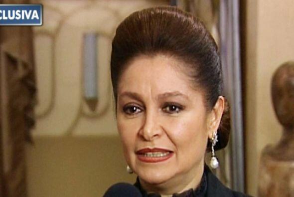 La villana de las telenovelas, Daniela Romo, forma parte de las más bell...