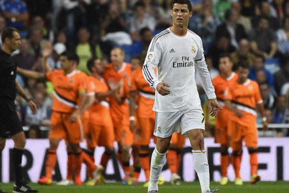 El resultado adverso no era lo esperado en el Santiago Bernabéu.