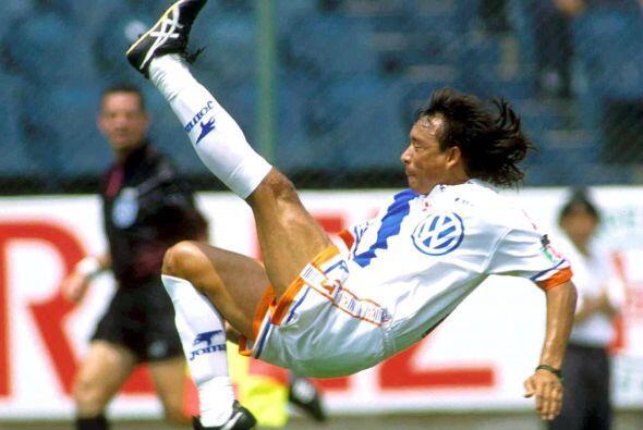 Aurelio Rivera, el defensor poblando era un jugador toda intensidad y ga...