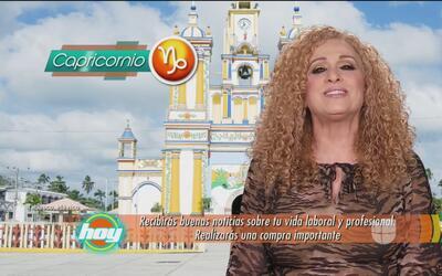 Mizada Capricornio 22 de junio de 2017