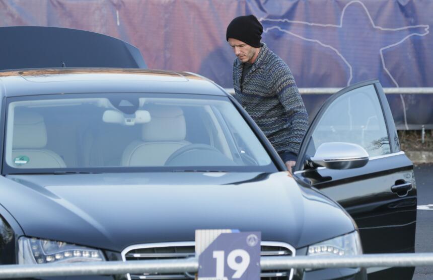 Aunque David Beckham no es indiferente al poder y la excitación que prod...