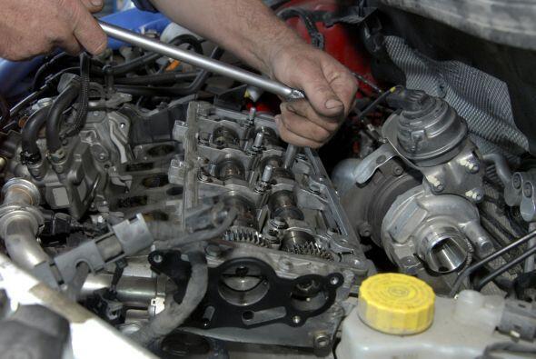 10-Un cambio general. Reemplaza los filtros sucios de aire, combustible...
