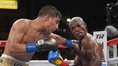 Vargas apeló resultado contra Bradley.