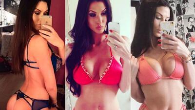 Alice Good, la despampanante modelo que metió en líos a un futbolista por shows sexuales
