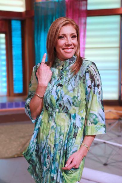 En esta ocasión Cynthia Klitbo se olvida de las maldades y está lista pa...