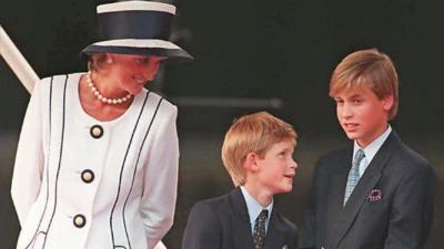 El príncipe William en 19 fotos: así maduró el hijo de Diana (el tiempo pasa para todos)