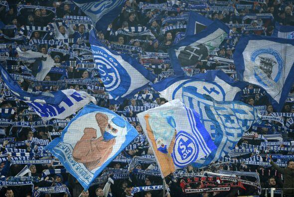 Otro alemán se coloca en el sexto puesto, el Schalke 04 sorprende...