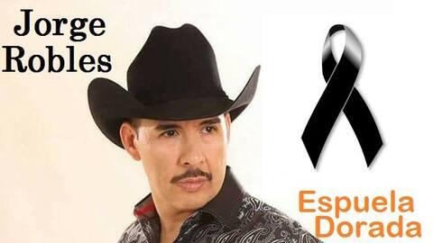 Jorge Robles, vocalista y líder de Espuela Dorada, falleci&oacute...