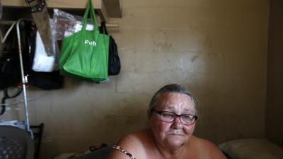 Los padecimientos que causó el huracán Irma a los adultos mayores de Florida