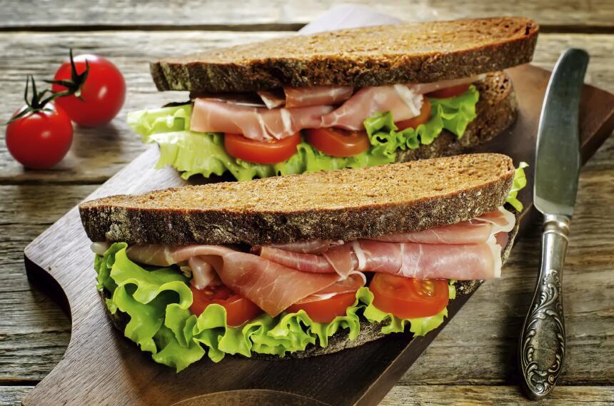 lunch sandwich