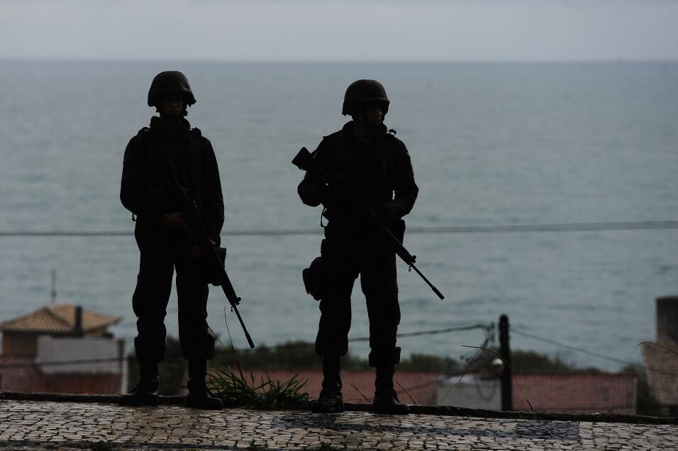En el puesto 10 está Natal, en Brasil, donde 1,097 personas fueron vícti...