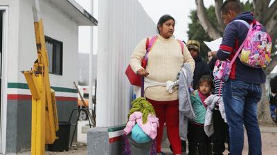 ¿Qué derechos tienen los indocumentados que llegan a la frontera y son separados de sus hijos?