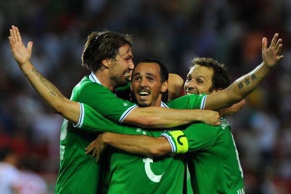 Los alemanes marcaron un gol más y complicaban las cosas.
