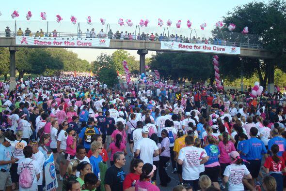 En esta ocasión, más de 35,000 personas se registraron para participar e...