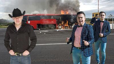 Autobuses de regional mexicano, una bomba de tiempo por falta de manteni...