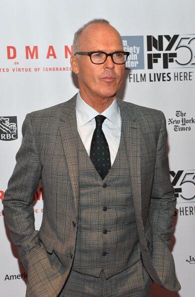 Michael Keaton, quien aparece en la película 'Birdman', de este año.
