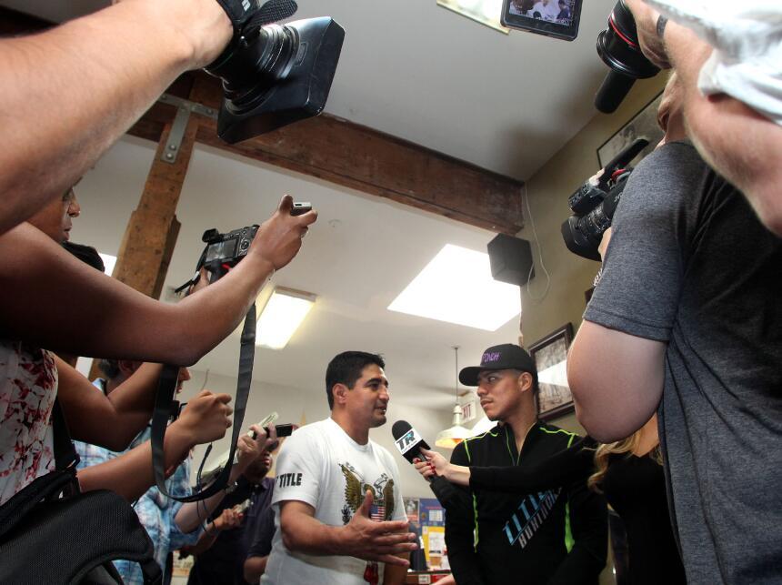 Jessie Vargas listo para Timothy Bradley Vargas_media day_150624_006a.jpg