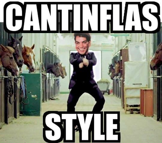 """Cantinflas style""."