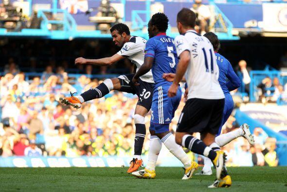 Gareth Bale intentó pero no pudo cambiar la historia.