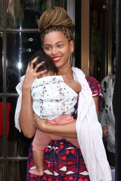 Para Beyoncé, la llegada de Blue Ivy a su vida es lo mejor que le ha pas...