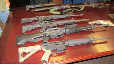 Armas, municiones, dinero en efectivo y droga: el contrabando en la frontera de Arizona no se detiene