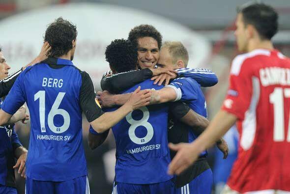 En este duelo los alemanes ganaron 3-1 y lograron avanzar.