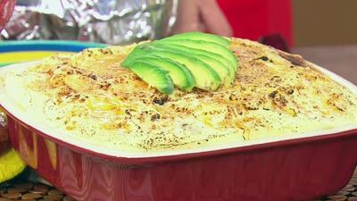 Un manjar venezolano en la cocina del Chef Pepín: Tambor de Reina Pepiada