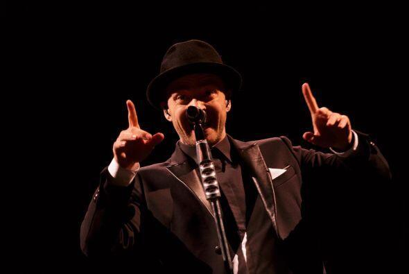 Fue el encargado de clausurar el festival Rock in Rio en Lisboa. Foto: R...
