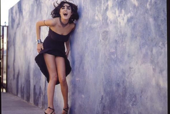 """La verdad que Angelina fue en algún tiempo el terror de las """"amas de cas..."""