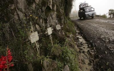OMS: accidentes de tráfico son la primera causa de muerte entre jóvenes...