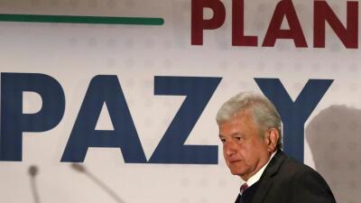 López Obrador planea crear una Guardia Nacional al mando del Ejército para contener la violencia en México