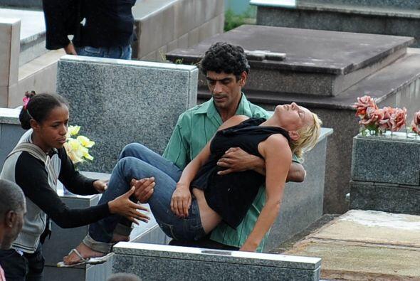 Wanderson Ferreira de Carvalho, de 27 años, dijo atontado que había perd...