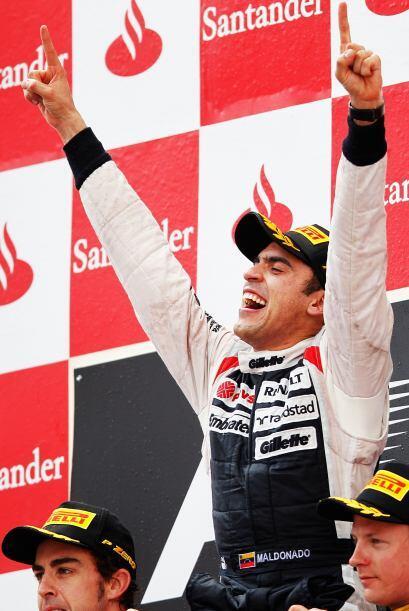 Con este resultado, Pastor Maldonado llega a 29 puntos.