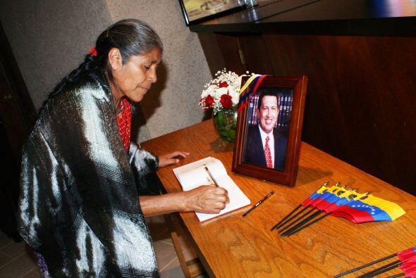 Misa Chávez en Houston