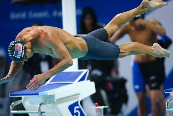 """Michael Phelps - Quien tiene ADHD dice: """"Cuando estoy enfocado no hay co..."""