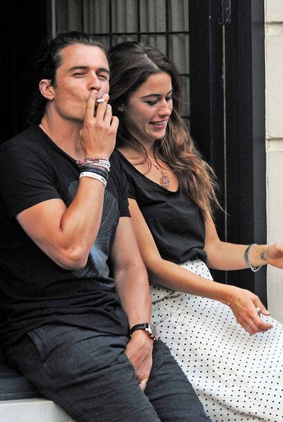 Echándose un cigarrito... Mira aquí los videos más chismosos.