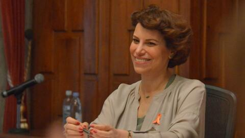 Karime Macías, la esposa de Javier Duarte de Ochoa, exgobernador...