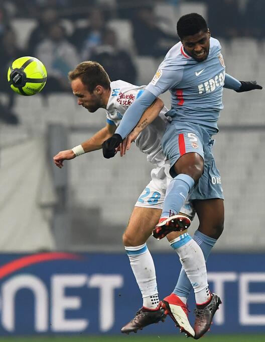 Tras el descanso, fue Valere Germain el que puso por delante al equipo l...