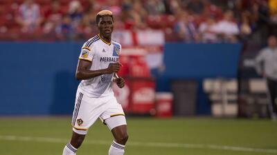 Clubes europeos se interesan por Gyasi Zardes; LA Galaxy escucharía ofer...
