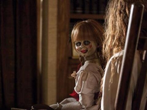 La historia de la muñeca Annabelle no es nueva, pero despert&oacu...