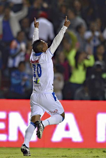 Rodolfo Vilchis anotó un golazo al 85' para darle el triunfo a Gallos an...
