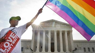 La Corte Suprema decide que el matrimonio gay es legal en todo el país