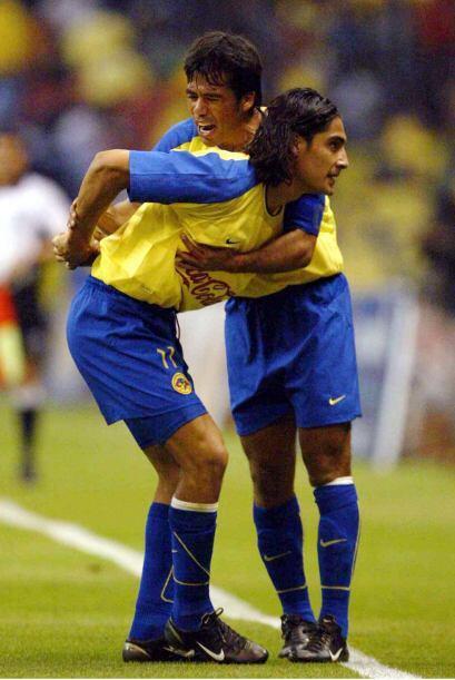 En el 2004 América dio el primer golpe de equipos mexicanos a escuadras...