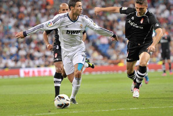 Pero antes ya había entrado en acción el Real Madrid, que...